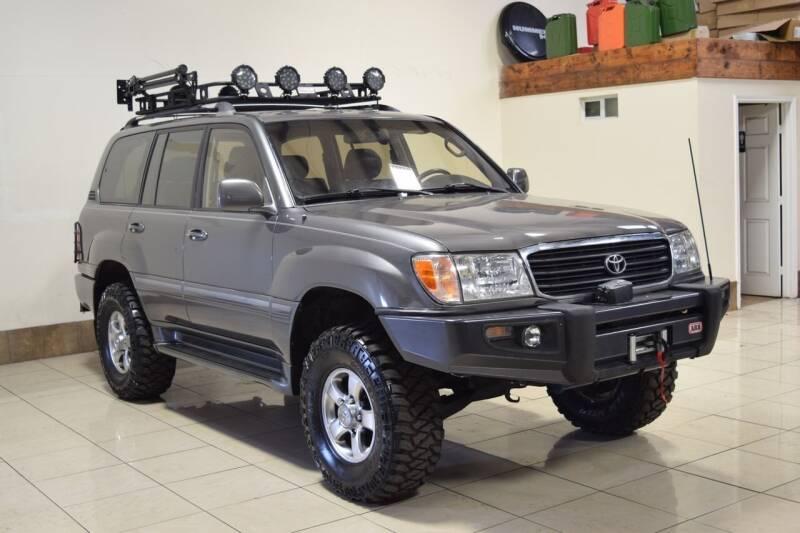2002 Toyota Land Cruiser AWD 4dr SUV - Houston TX