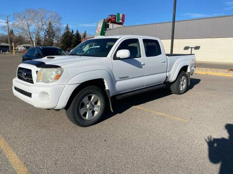 2008 Toyota Tacoma for sale at Canuck Truck in Magrath AB