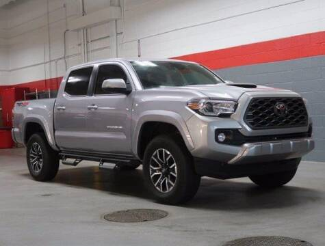 2020 Toyota Tacoma for sale at CU Carfinders in Norcross GA