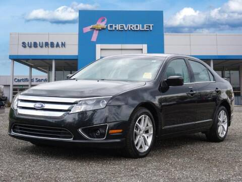 2010 Ford Fusion for sale at Suburban Chevrolet of Ann Arbor in Ann Arbor MI