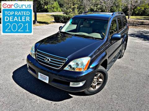 2004 Lexus GX 470 for sale at Brothers Auto Sales of Conway in Conway SC