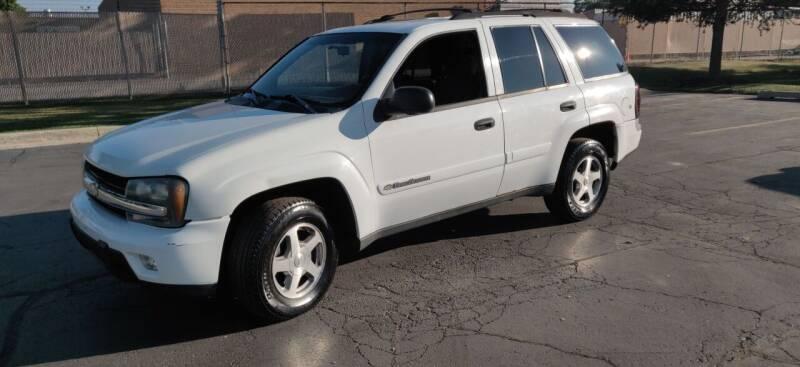 2003 Chevrolet TrailBlazer for sale in Melrose Park, IL