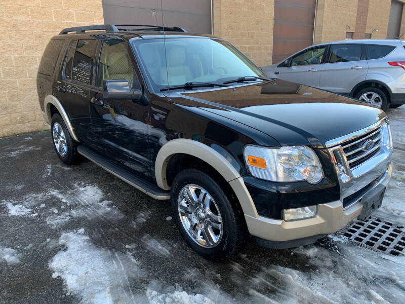 2010 Ford Explorer for sale at Ric's Auto Sales in Billerica MA