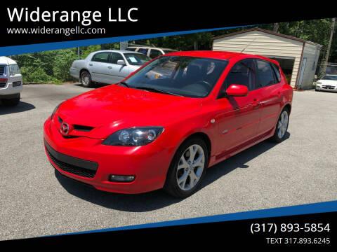 2007 Mazda MAZDA3 for sale at Widerange LLC in Greenwood IN