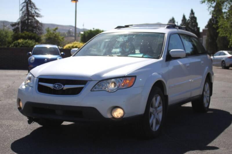 2008 Subaru Outback for sale at Motor City Idaho in Pocatello ID