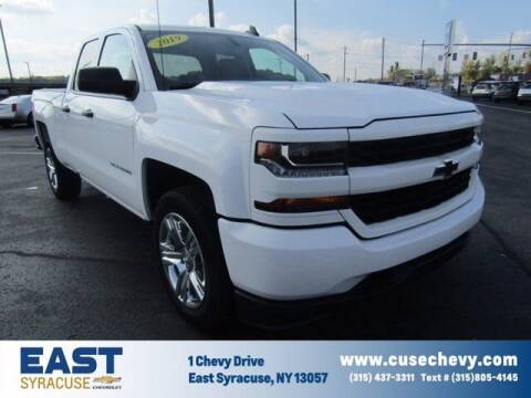 2019 Chevrolet Silverado 1500 LD for sale at East Syracuse Performance Sales & Service in Syracuse NY