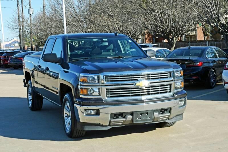 2014 Chevrolet Silverado 1500 for sale at Silver Star Motorcars in Dallas TX