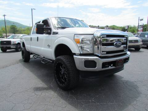 2015 Ford F-350 Super Duty for sale at Hibriten Auto Mart in Lenoir NC