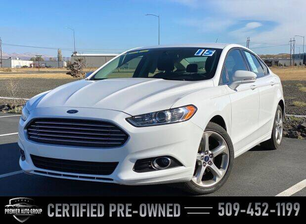 2015 Ford Fusion for sale at Premier Auto Group in Union Gap WA