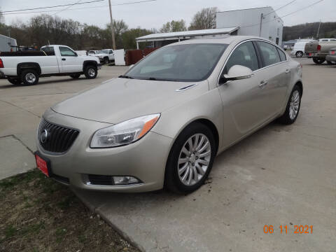 2013 Buick Regal for sale at John's Auto Sales in Council Bluffs IA