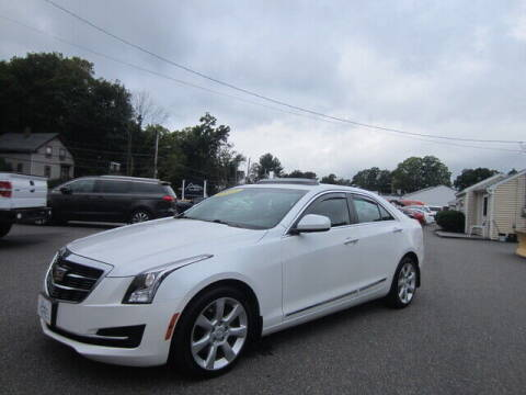 2015 Cadillac ATS for sale at Auto Choice of Middleton in Middleton MA