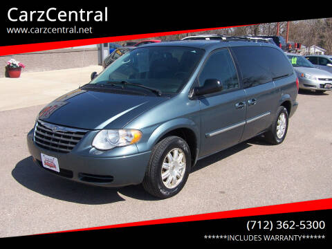 2006 Chrysler Town and Country for sale at CarzCentral in Estherville IA