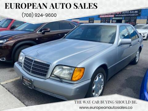 1993 Mercedes-Benz 300-Class for sale at European Auto Sales in Bridgeview IL