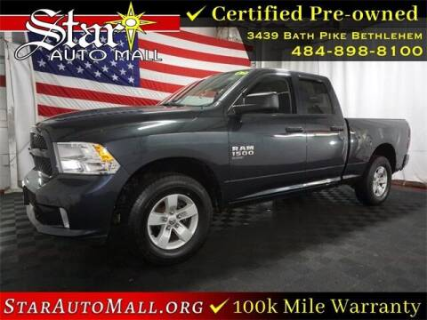 2019 RAM Ram Pickup 1500 Classic for sale at STAR AUTO MALL 512 in Bethlehem PA