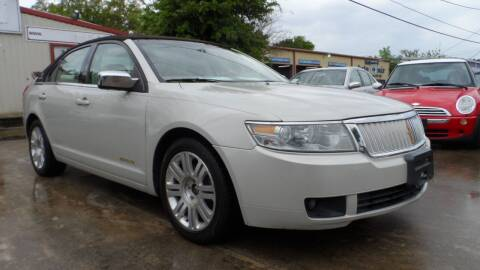 2006 Lincoln Zephyr for sale at Exhibit Sport Motors in Houston TX