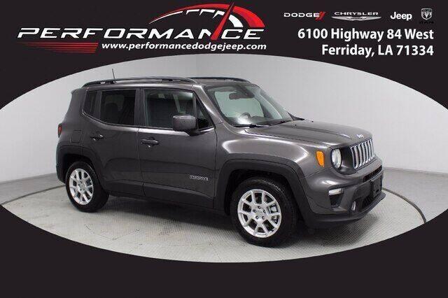 2021 Jeep Renegade for sale in Ferriday, LA