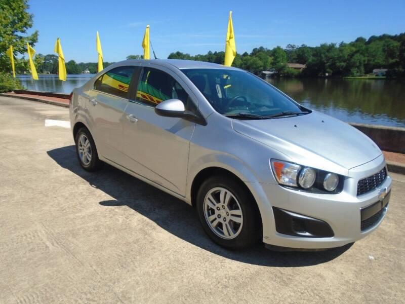 2014 Chevrolet Sonic for sale at Lake Carroll Auto Sales in Carrollton GA