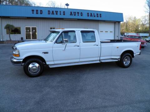 1994 Ford F-350 for sale at Ted Davis Auto Sales in Riverton WV