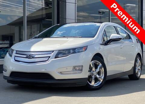 2012 Chevrolet Volt for sale at Carmel Motors in Indianapolis IN