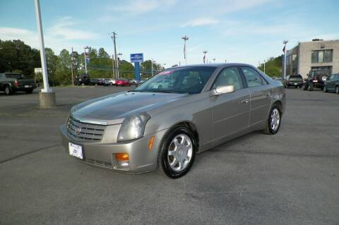 2003 Cadillac CTS for sale at Paniagua Auto Mall in Dalton GA