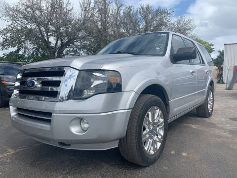 2011 Ford Expedition for sale at Bargain Auto Sales in West Palm Beach FL