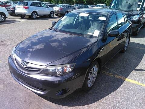 2011 Subaru Impreza for sale at Cj king of car loans/JJ's Best Auto Sales in Troy MI
