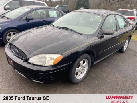 2005 Ford Taurus for sale at Warren Auto Sales in Oxford NY