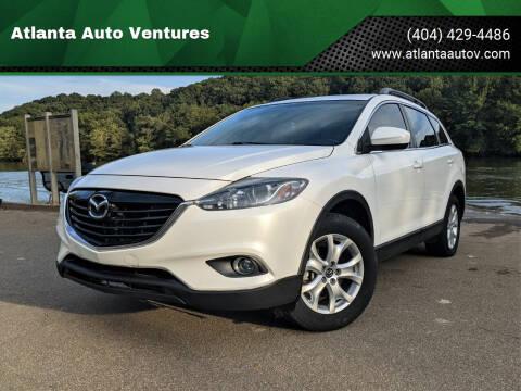 2013 Mazda CX-9 for sale at Atlanta Auto Ventures in Roswell GA