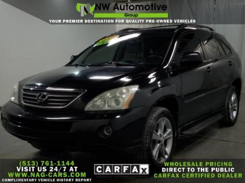 2006 Lexus RX 400h for sale at NW Automotive Group in Cincinnati OH