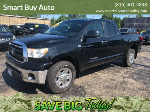 2010 Toyota Tundra for sale at Smart Buy Auto in Bradley IL