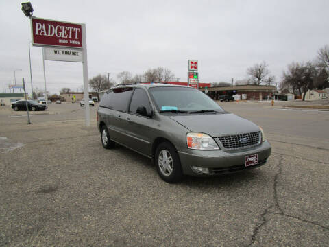 2005 Ford Freestar for sale at Padgett Auto Sales in Aberdeen SD
