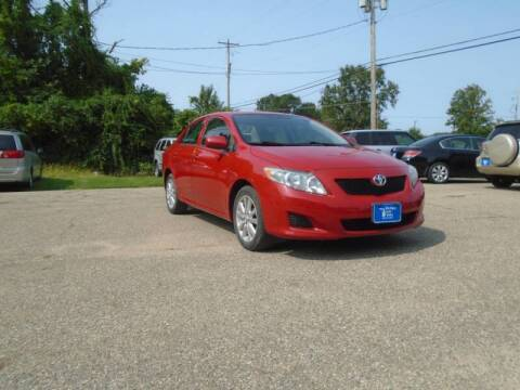2009 Toyota Corolla for sale at Michigan Auto Sales in Kalamazoo MI
