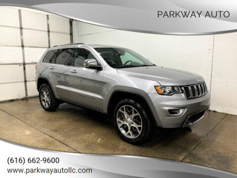 2019 Jeep Grand Cherokee for sale at PARKWAY AUTO in Hudsonville MI
