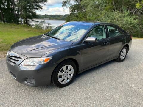 2010 Toyota Camry for sale at Elite Pre-Owned Auto in Peabody MA