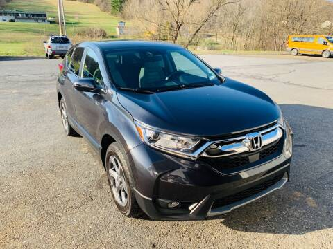 2018 Honda CR-V for sale at Hoys Used Cars in Cressona PA