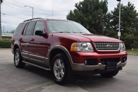 2003 Ford Explorer for sale at NEW 2 YOU AUTO SALES LLC in Waukesha WI