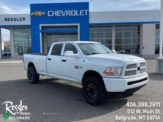 2011 RAM Ram Pickup 2500 for sale at Danhof Motors in Manhattan MT