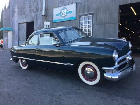 1950 Ford Custom for sale at Route 40 Classics in Citrus Heights CA