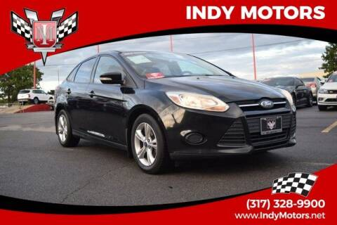 2013 Ford Focus for sale at Indy Motors Inc in Indianapolis IN