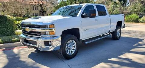 2018 Chevrolet Silverado 2500HD for sale at Motorcars Group Management - Brele Investments LLC in San Antonio TX