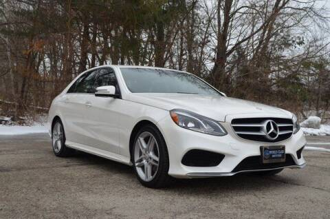 2014 Mercedes-Benz E-Class for sale at World Class Motors LLC in Noblesville IN
