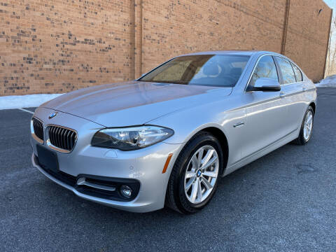 2016 BMW 5 Series for sale at Vantage Auto Group - Vantage Auto Wholesale in Lodi NJ