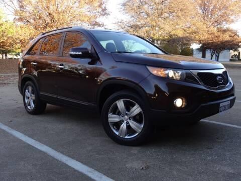 2012 Kia Sorento for sale at 123 Car 2 Go LLC in Dallas TX