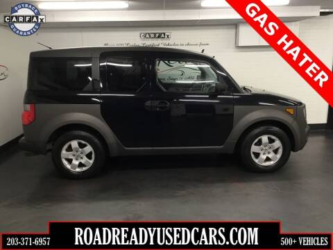 2003 Honda Element for sale at Road Ready Used Cars in Ansonia CT
