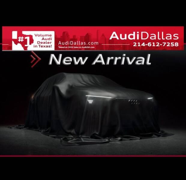 2020 Audi Q3 for sale in Dallas, TX