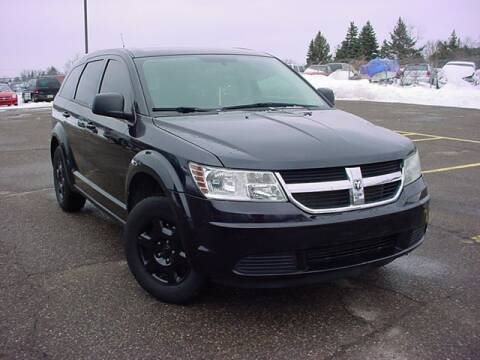 2010 Dodge Journey for sale at VOA Auto Sales in Pontiac MI