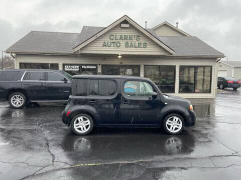 2009 Nissan cube for sale at Clarks Auto Sales in Middletown OH