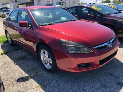 2007 Honda Accord for sale at Jose's Auto Sales Inc in Gurnee IL