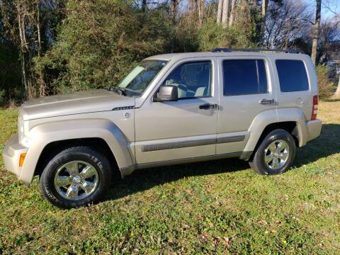 2011 Jeep Liberty for sale at A-1 Auto Sales in Anderson SC