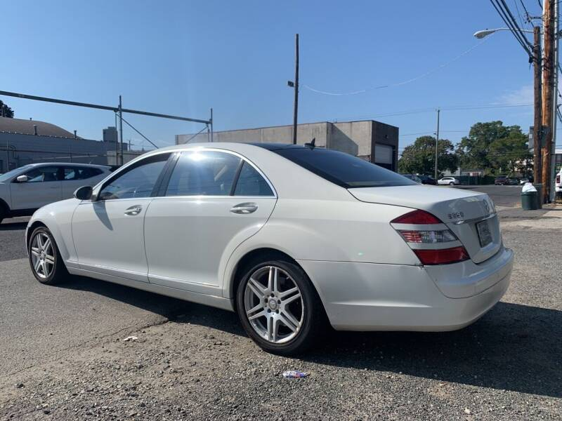 2007 Mercedes-Benz S-Class AWD S 550 4MATIC 4dr Sedan - Paterson NJ
